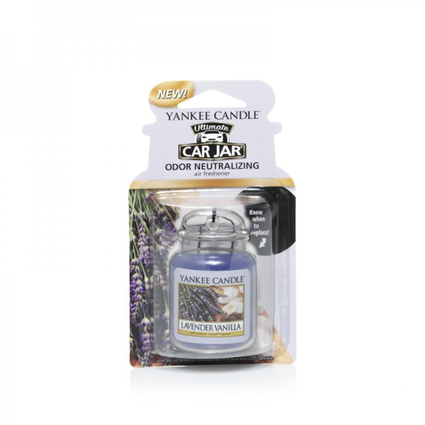 Yankee Candle Autoduft Lavender