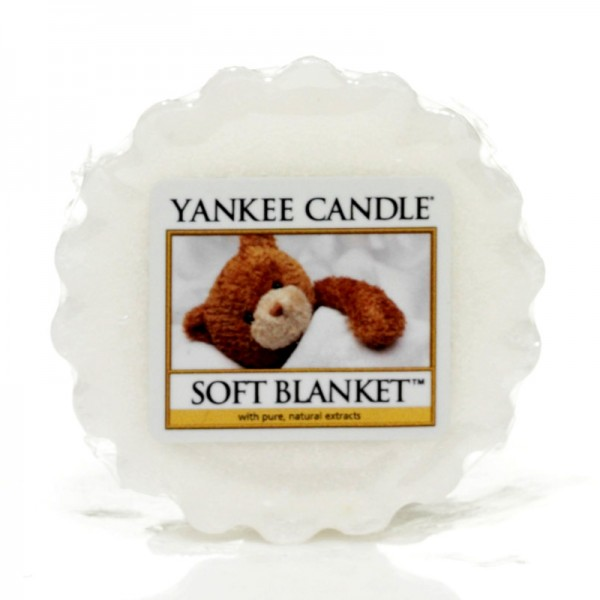 Yankee Candle Dufttarts Soft Blanket - Duftwachs