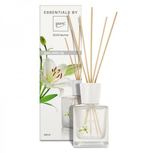 ipuro Raumduft white lily Diffuser - Essentials