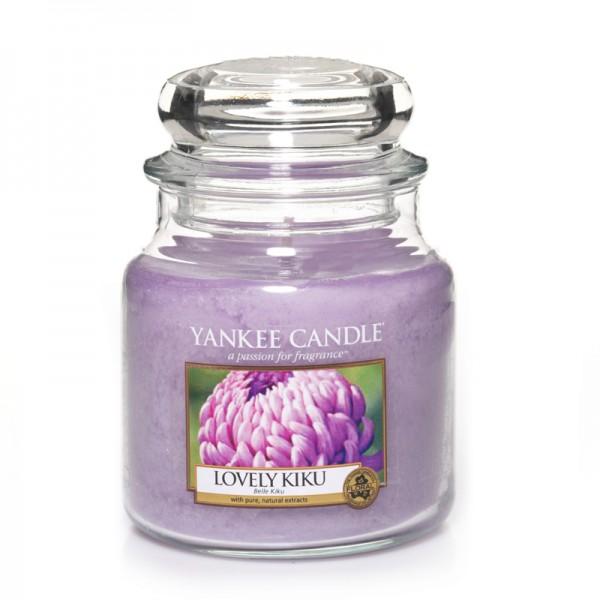 Yankee Candle Lovely Kiku - Housewarmer