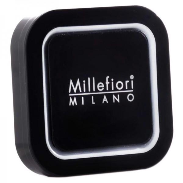 Millefiori Autoduft Oxygen Quadro - Schwarz/Weiß
