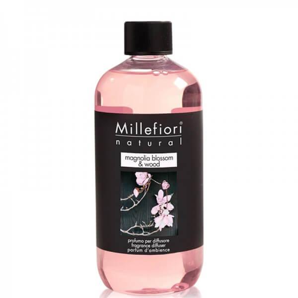 Millefiori Magnolia Blossom & Wood Nachfüllflasche