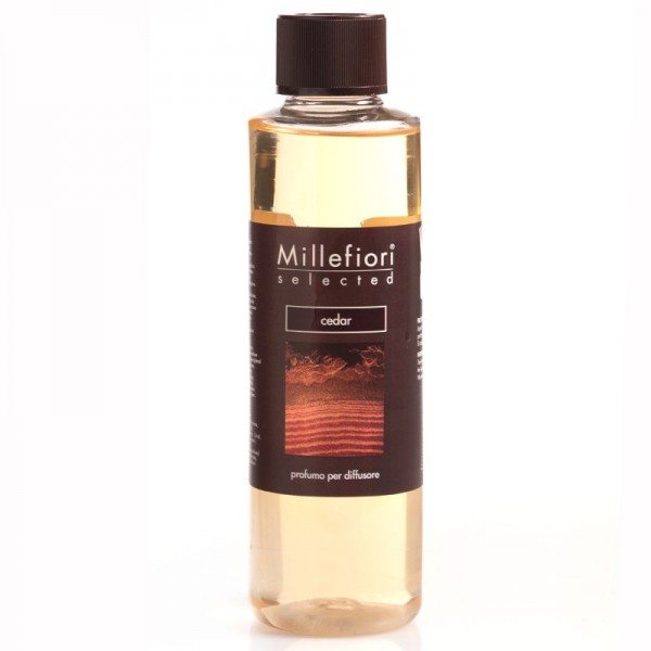 Millefiori Cedar Nachfüllflasche