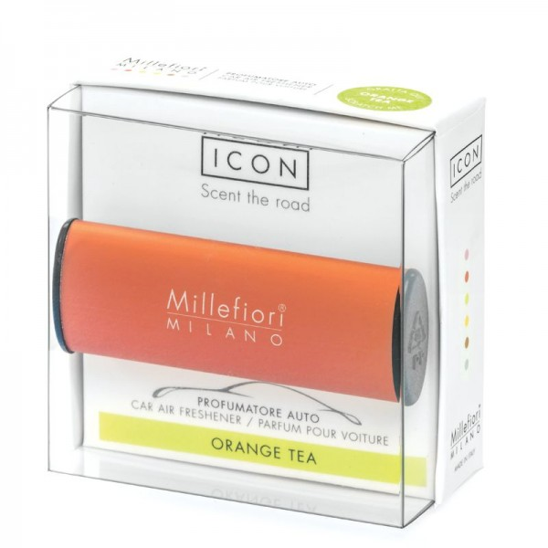 Millefiori Autoduft Orange Tea - Orange