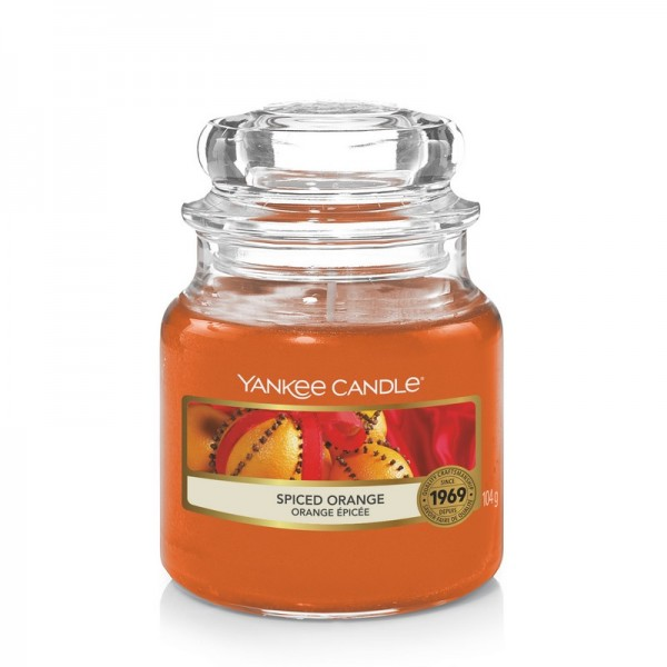 Yankee Candle Spiced Orange - Housewarmer