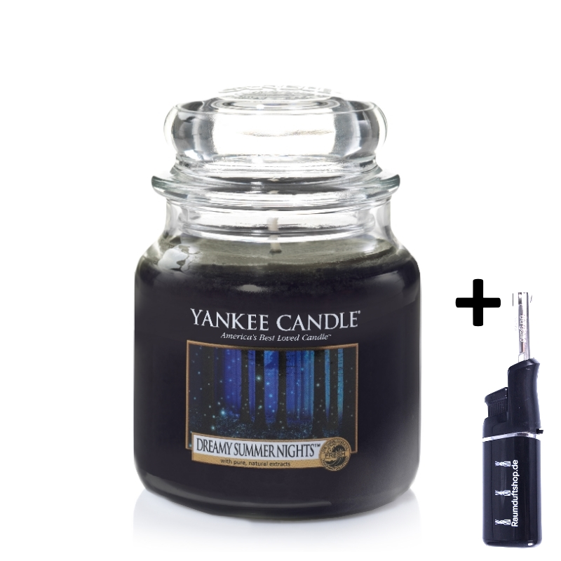 yankee candle dreamy summer nights. Black Bedroom Furniture Sets. Home Design Ideas