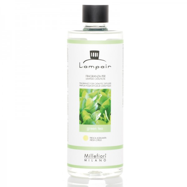 Lampair Green Tea Nachfüllflasche - Millefiori Milano