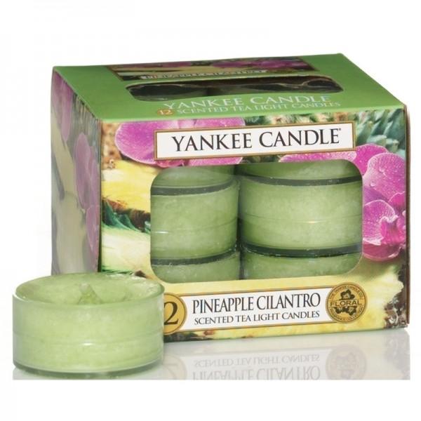 Yankee Candle Pineapple Cilantro - Teelicht