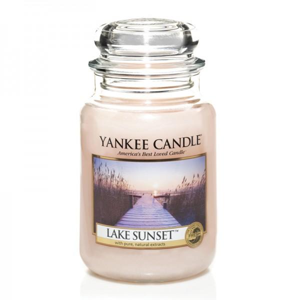 Yankee Candle Lake Sunset - Housewarmer