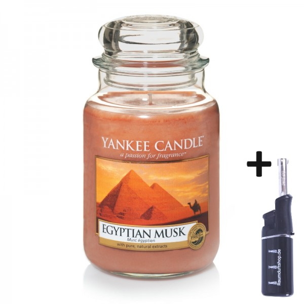 Yankee Candle Egyptian Musk 623g