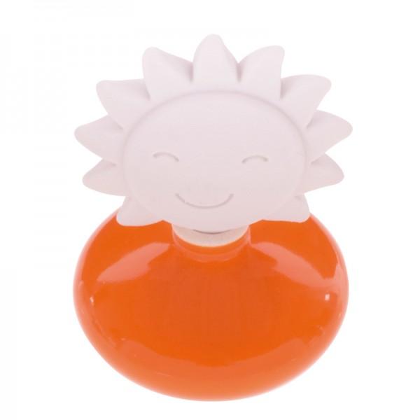 Millefiori Keramik Mini Zierdiffuser Sonne - orange