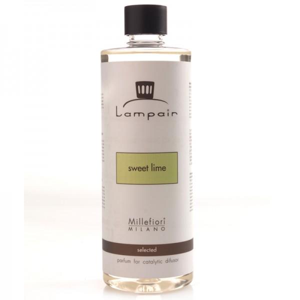 Lampair Sweet Lime Nachfüllflasche - Millefiori Milano