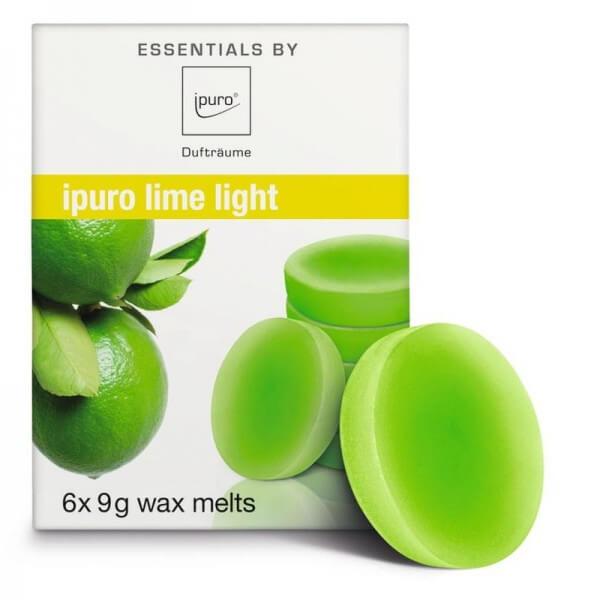 ipuro Wachsplättchen lime light - Duftwachs - Wax Melts