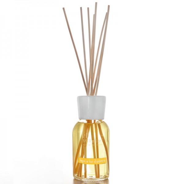 Millefiori Legni e Fiori d` Arancio Diffuser – Natural Fragrances
