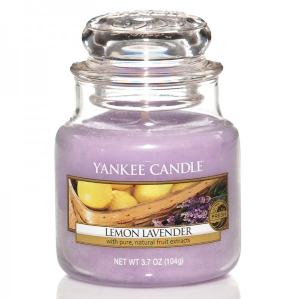 Yankee Candle Lemon Lavender - Housewarmer