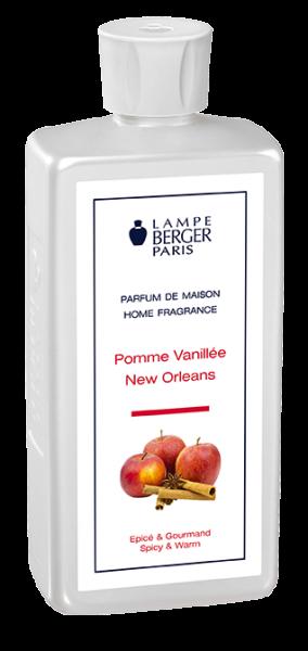 Lampe Berger Pomme vanillee Nachfüllflasche Feine Apfel-Vanille-Nuancen