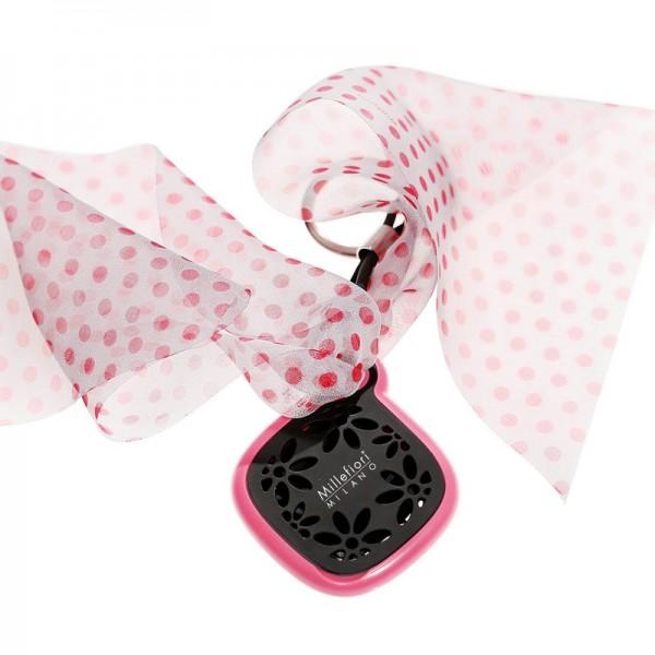 Millefiori Taschenduft Jounquille mit Tuch