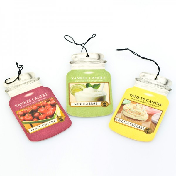 Yankee Candle Autoduft Afternoon Picnic