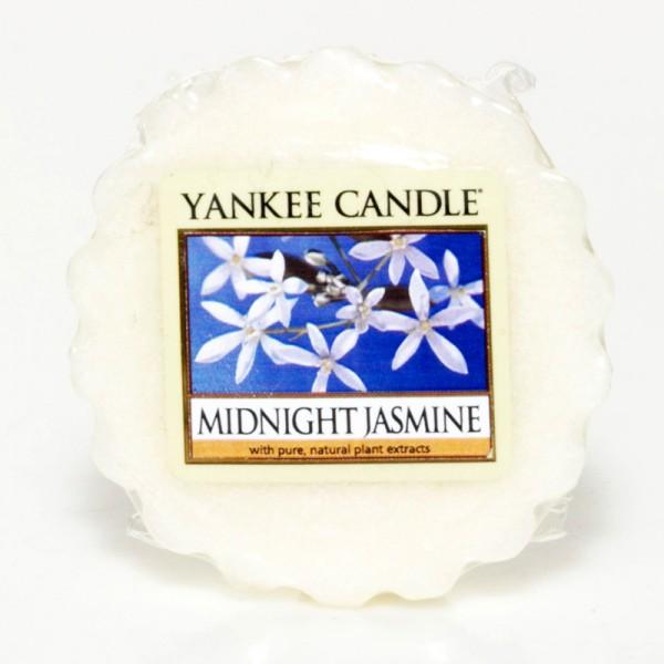 Yankee Candle Dufttarts Midnight Jasmine - Duftwachs