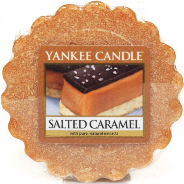 Yankee Candle Dufttarts Salted Caramel - Duftwachs