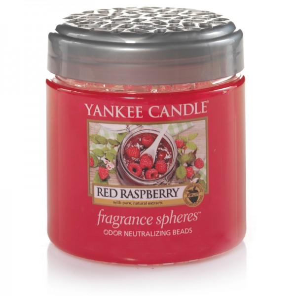 Yankee Candle - Red Raspberry Fragrance Spheres