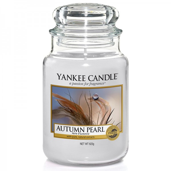 Yankee Candle Autumn Pearl - Housewarmer