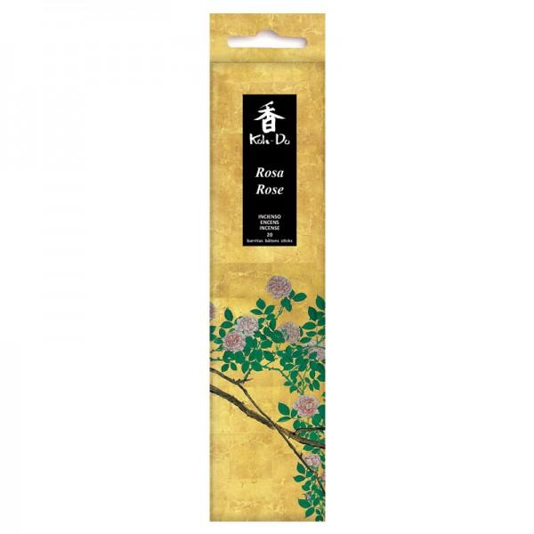 Nippon Kodo Rose Räucherstäbchen - Tierra Zen - Koh Do