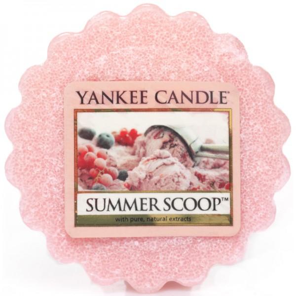 Yankee Candle Dufttarts Summer Scoop - Duftwachs