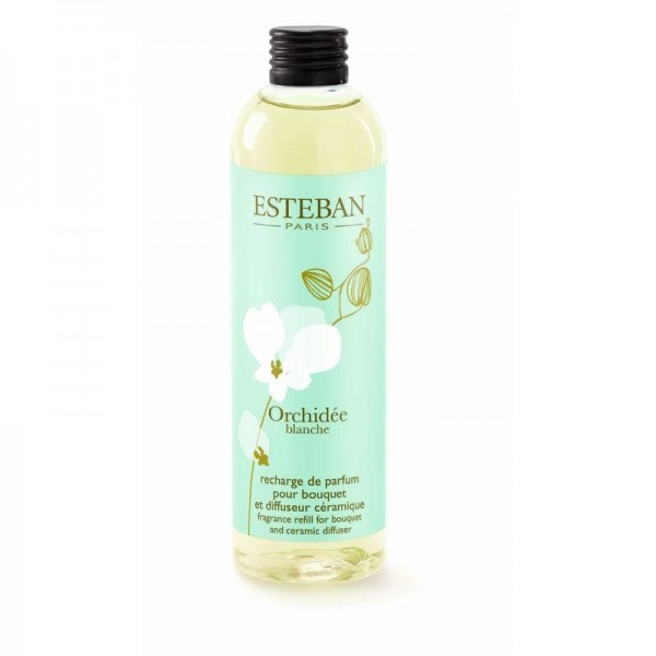 Esteban Orchidee blanche Nachfüllflasche